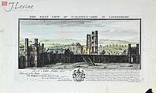 Samuel (1696-1779) & Nathaniel Buck Etching