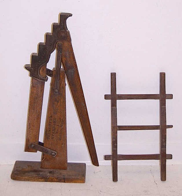 Early Harness Hitch/Draw Bar for Canning