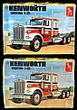 Vintage Kenworth W-925 Model Kits (2+)