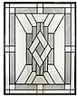 Leaded Glass Decorative Window