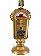 Duncan Miller Parking Meter Lamp