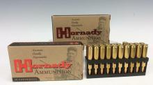 40Pc. Hornady 204 Ruger Ammunition