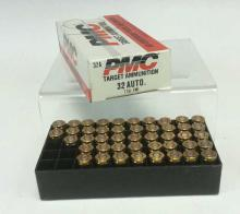 45Pc. PMC 32 Auto Target Ammunition