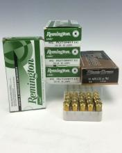 210Pc. Remington & Blazer 45 Auto Ammunition