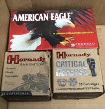 94Pc. Hornady & American Eagle 38 Spcl. Ammunition