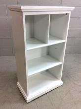 Laminate Wood Bookcase