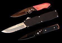 OTF Switchblade Knife Lot