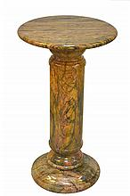 Marble Pedestal / Table