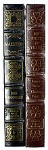 2 Vols. Signed First Editions, Easton Press