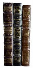 3 Vols. Signed First Editions, Easton Press