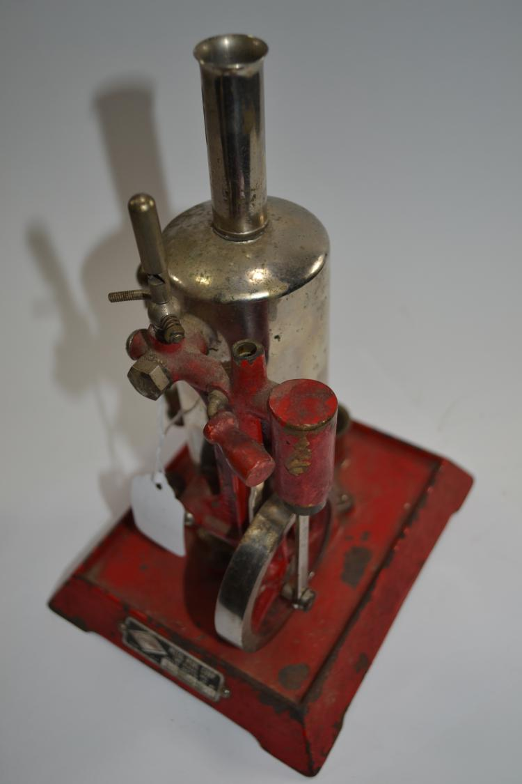 1921 Empire Metal Ware Electric Steam Engine