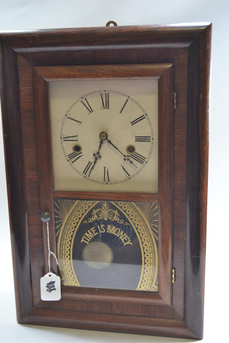 Vintage Seth Thomas Clock Company Wall Clock