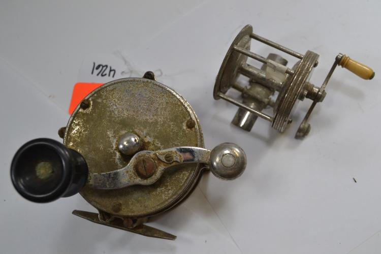 Vintage Four Brothers And Defiance Bait casting Fishing Reels