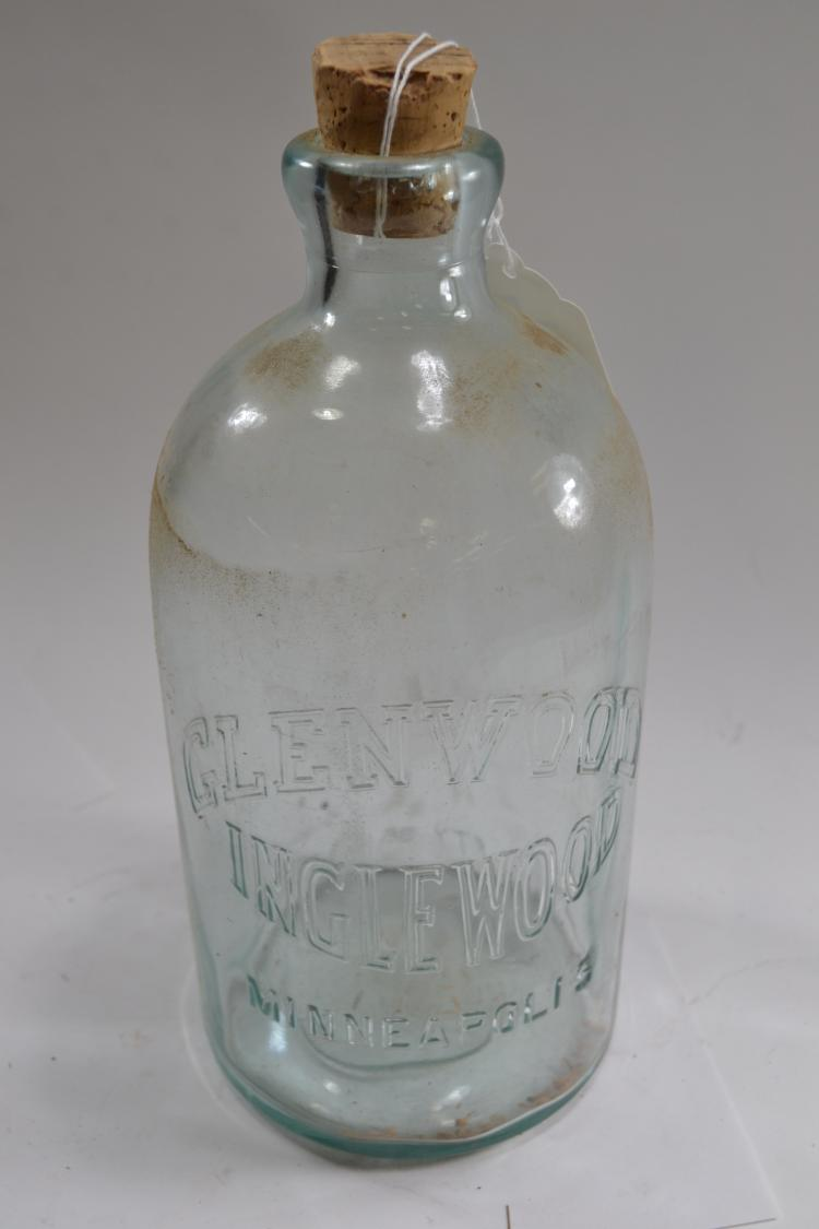 Antique Glenwood Inglewood Bottle