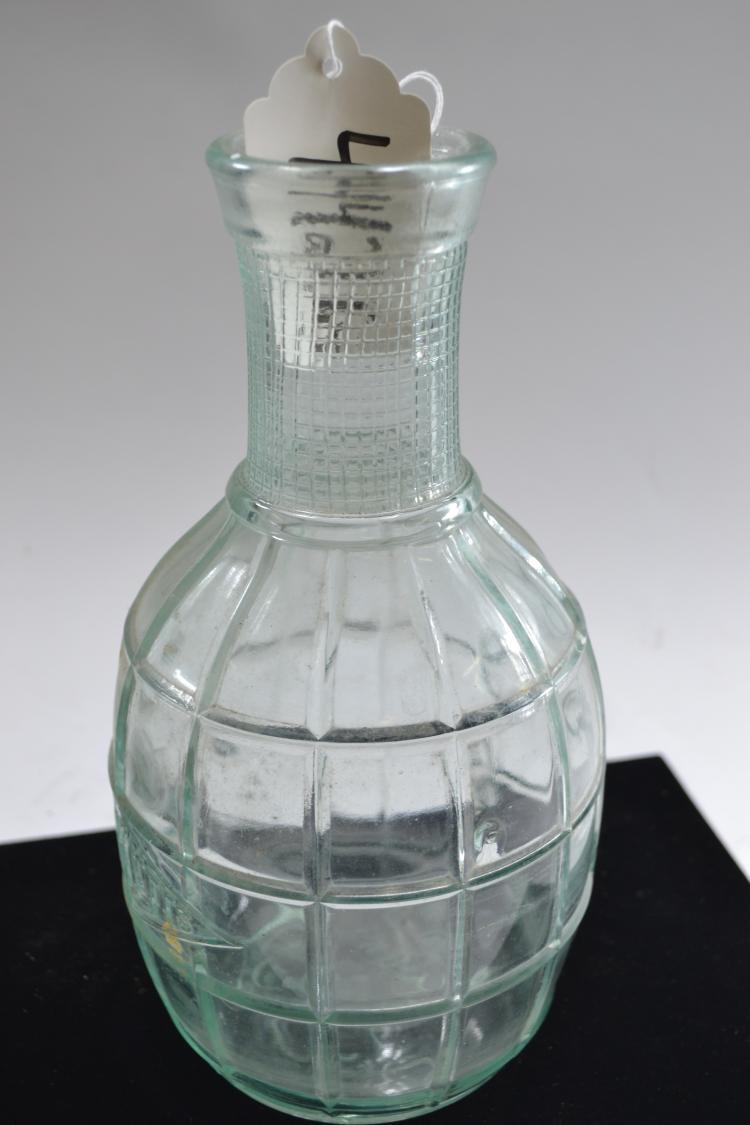 Vintage Sparkletts Water Bottle 1920S