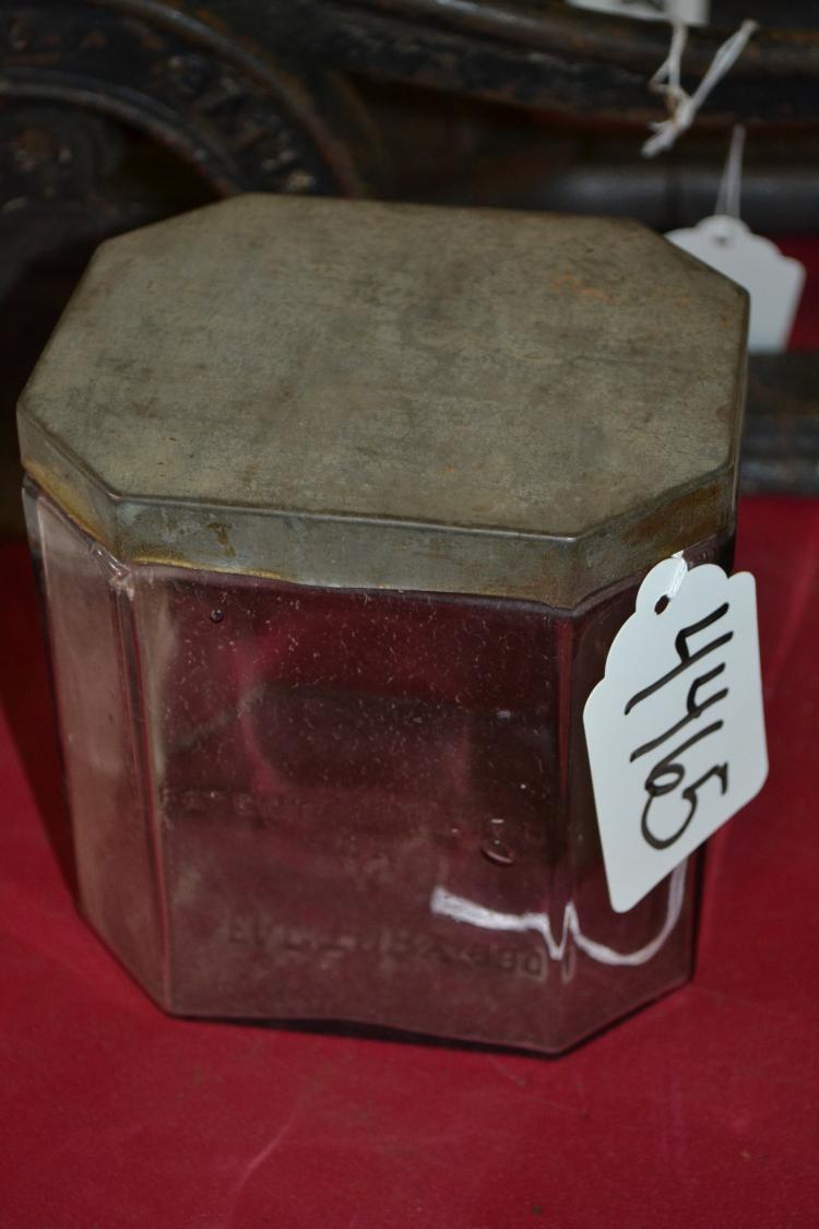 Vintage Cigar Jar