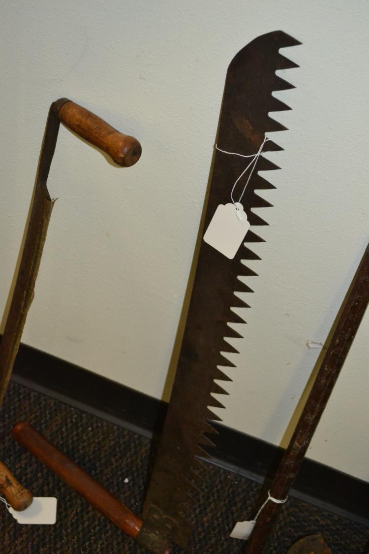 Antique Handsaw No Markings