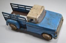 Vintage Tonka Toys Pressed Steel Pickup Truck