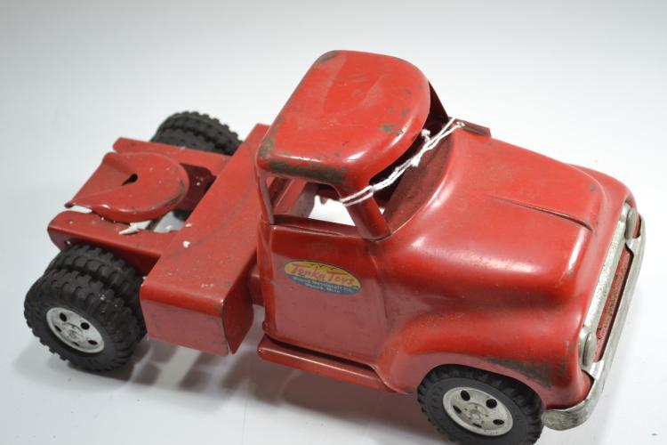 Vintage Tonka Toys Pickup Truck Style Semi Truck Cab
