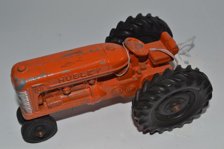 Vintage Hubley Diecast Kiddie Toy Farm Tractor
