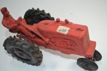 Antique Auburn Rubber Company Toy Farm Tractor