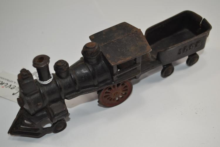 Vintage Cast Iron Toy Train 1085 Engine