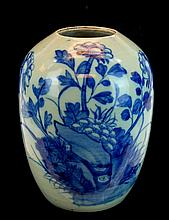 Antique Chinese Porcelain Ginger Jar