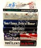 Lot of Tom Clancy Novels
