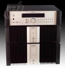 3 Pc. Rotel RMB-1075 Five Channel Power Amplifier