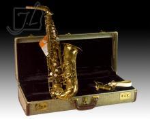 1951 Selmer SBA Lacquer Alto Saxophone
