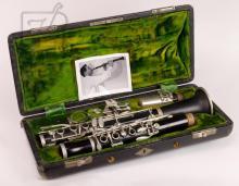 Conn Elkhart India Clarinet