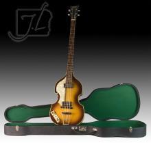 1963 Reissue Left Handed Hofner Beatles Bass