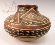 C. 1100 AD-1500 AD Salado Tonto Polychrome Jar