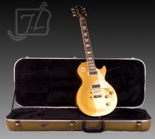 Gibson Les Paul Deluxe 2015 Commemorative Gold Top