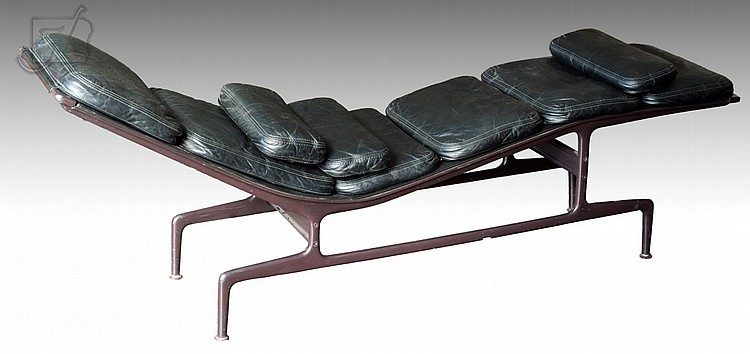 Herman miller eames billy wilder chaise - Chaise eames herman miller ...