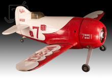 Gee Bee Sportster 7 NR2101 Model Airplane