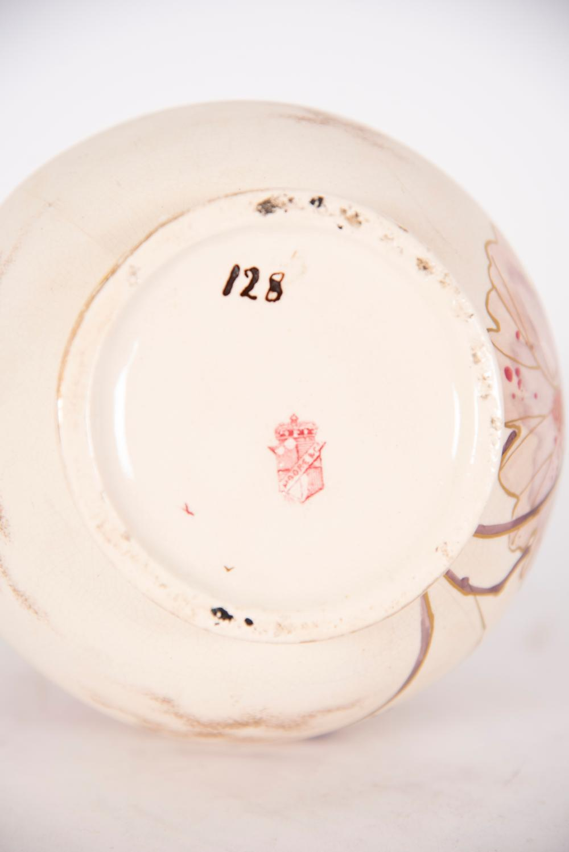 Antique Royal Worcester Hand Painted Vase c. 1880