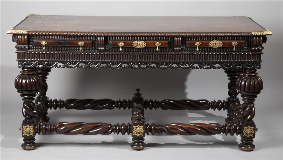 Late 19th Early 20th Century Empire Table