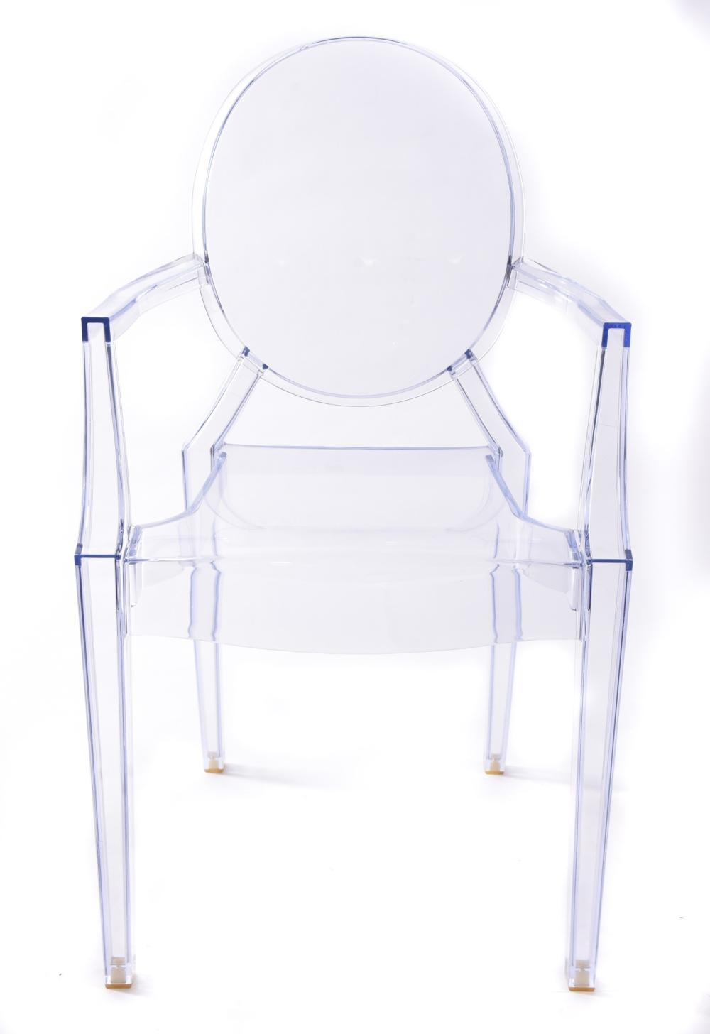 Philippe Stark for Kartell, Louis Ghost Chair