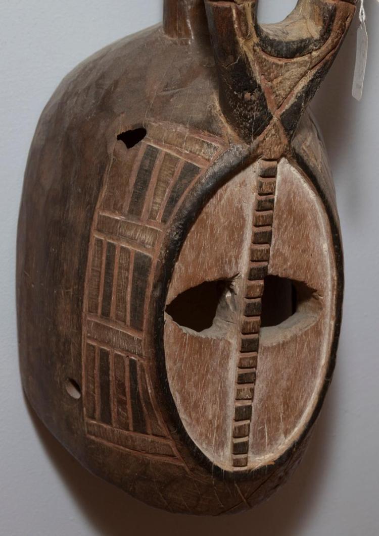 Mossi Dance Mask, Yatenga Area,