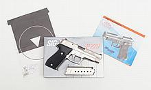 Sig Sauer Model P220 DA semi-auto pistol, .45