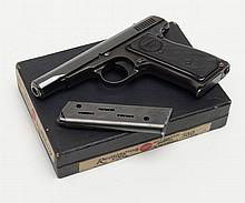 Remington Model 51 semi-auto pistol, .380 cal.,
