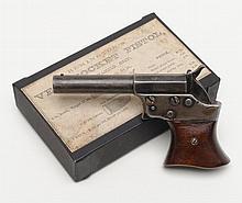 Remington Vest Pocket Pistol (Saw Handle Grip),