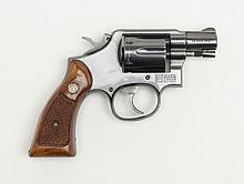 Smith and Wesson Model 10-7 revolver, cal. .38