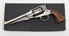 Remington New Model S/A Belt revolver conversion,