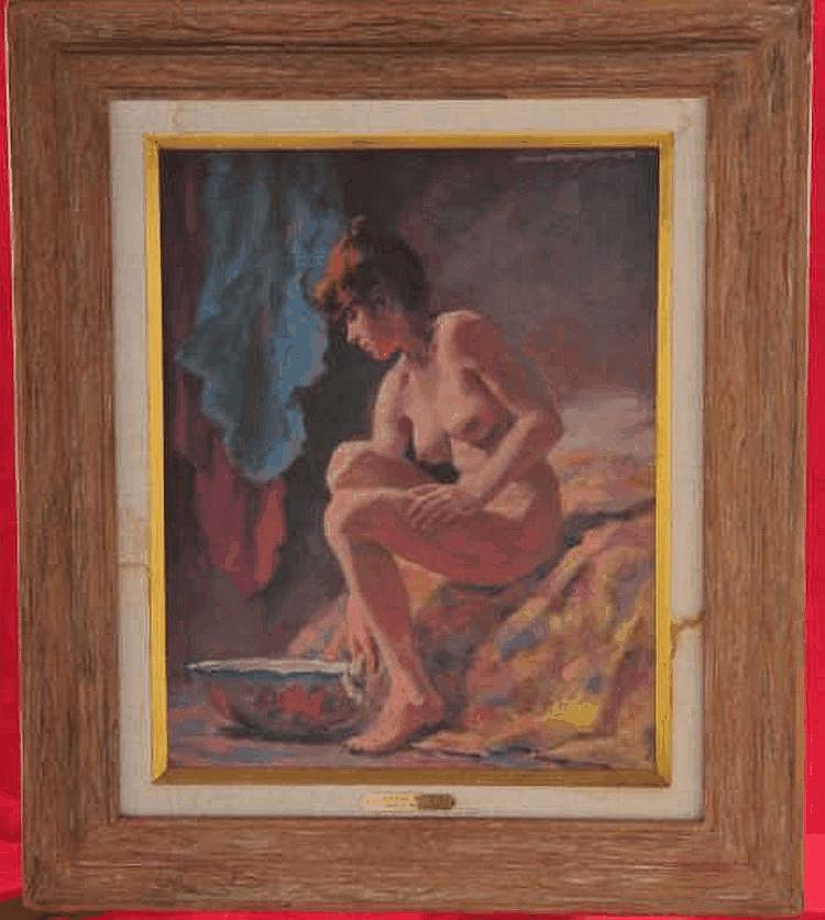 SK-32 Nude Painting