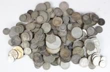 World Silver (approx 1Kg) mixed countries, grades etc