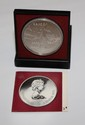 1976 Olympic Canadian five and ten dollar coin