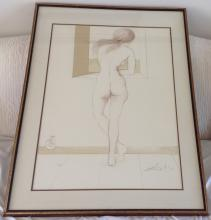 Dali - Nude at the Window 55/120