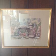 Church Watercolor